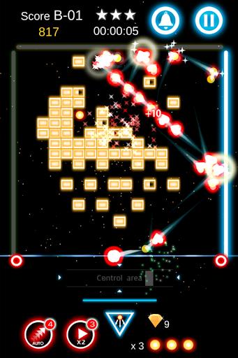 Bricks breaker challenge: Bricks n balls apkpoly screenshots 11
