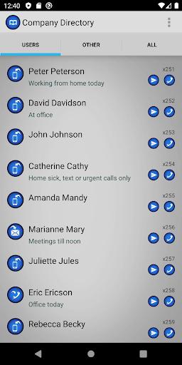 onrelay office phone screenshot 3
