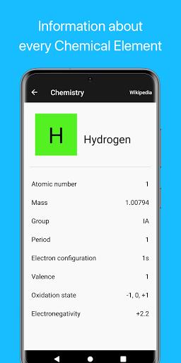 Chemistry  Screenshots 3