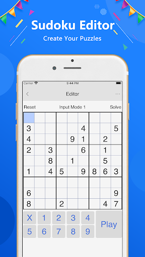 Sudoku - Classic free puzzle game 1.9.2 screenshots 16
