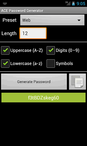 ACE Password Generator For PC Windows (7, 8, 10, 10X) & Mac Computer Image Number- 5