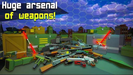 Pixel Fury: Multiplayer in 3D 20.0 screenshots 2