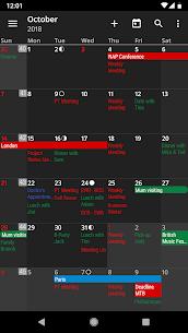 aCalendar+ Calendar & Tasks v2.5.1 [Final] [Paid] 3