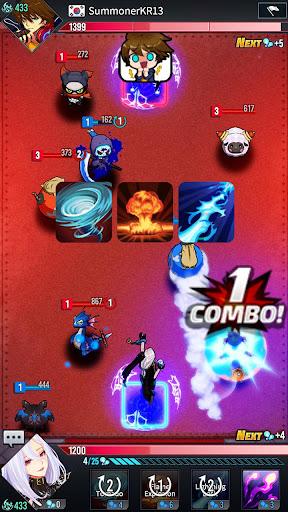 Capsulemon Fight! : Global Monster Slingshot PvP Apkfinish screenshots 7