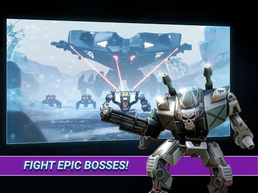 Mech Tactics: Fusion Guards 1.1.3 screenshots 9