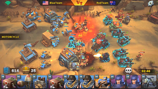 Battle Boom 1.1.19 screenshots 4
