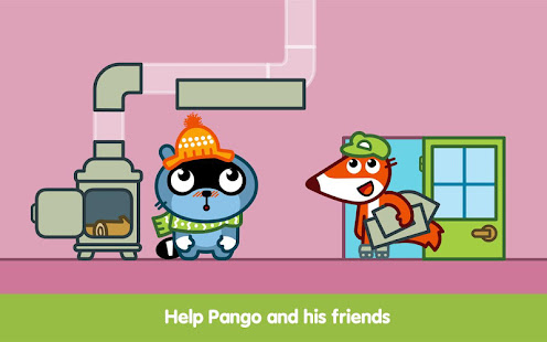 Pango Storytime: intuitive story app for kids