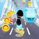 Subway Princess Runner Surf