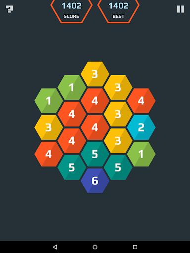 HexaMania Puzzle 1.10.7 screenshots 13