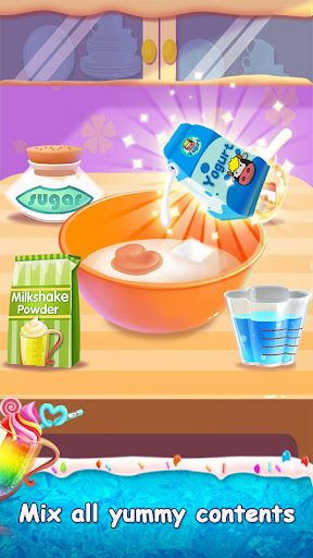 ud83eudd64ud83eudd64Milkshake Cooking Master 3.0.5026 screenshots 4