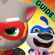 Guide for Talking Tom Hero Dash Mobile