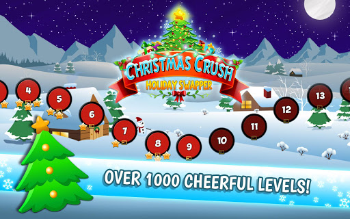 Christmas Crush Holiday Swapper Candy Match 3 Game 1.66 screenshots 22