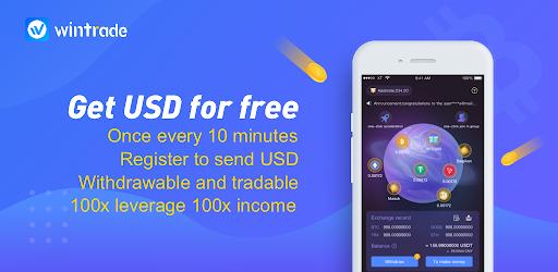 WinTrade - Online trading & mining Versi 1.0.2