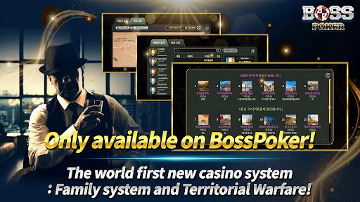 Boss Poker u2013 Texas Holdem Blackjack Baccarat Apkfinish screenshots 4