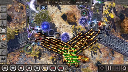 Defense Zone 3 Ultra HD  screenshots 23