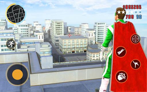 Superhero Vegas Crime City Auto Gangster  screenshots 3