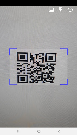 QR Code Leader / Free / Barcode scanner android2mod screenshots 1