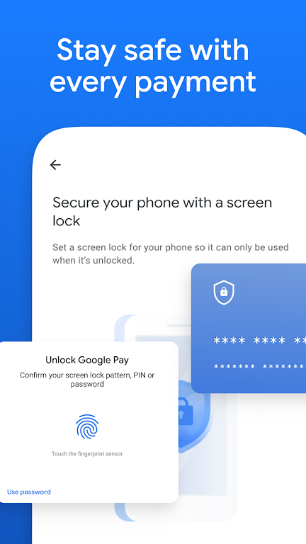 Google Pay: A safe & helpful way to manage money poster 6