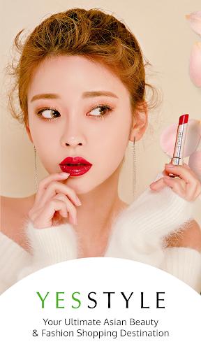 YesStyle - Fashion & Beauty Shopping 4.2.33 Screenshots 1