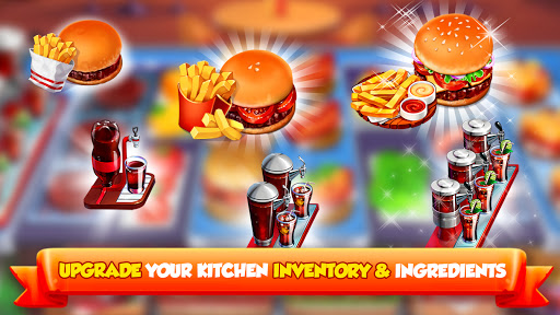 Tasty World: Cooking Voyage - Chef Diary Games 1.6.0 screenshots 12