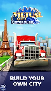 Virtual City Playground Mod APK Download Unlimited Everything 1.21.101 1