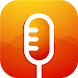 Voice Recorder Unlimited Time, HD Sound No Noise