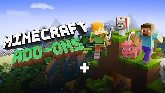 Add-ons for minecraft pe, mcpe MOD APK (Premium Unlock) Download 1