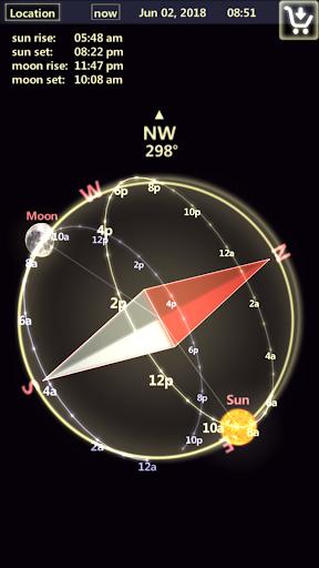 Sun & Moon Tracker  screenshots 3