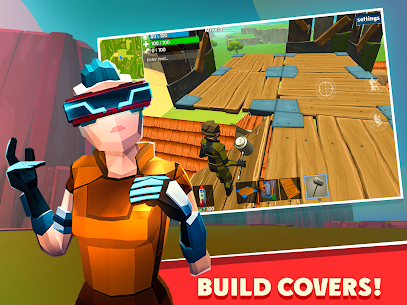 Rocket Royale 2.1.7 MOD APK [INFINITE MONEY] 3