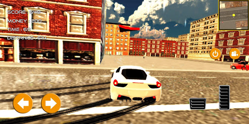 Traffic Car Driving  screenshots 14