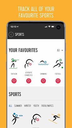 Olympic Channel: 67競技以上のスポーツ関連情報を指先操作で。のおすすめ画像5