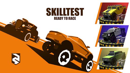 Skill Test - Extreme Stunts Racing Game 2020 screenshots 6