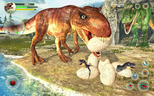 Dinosaur Games Simulator Dino Attack 3D  screenshots 9