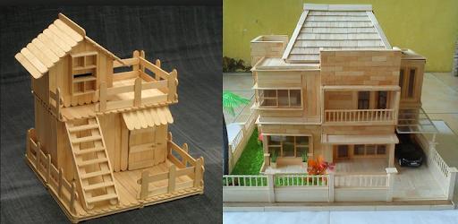 Kreatif Miniatur Rumah Aplikasi Di Google Play
