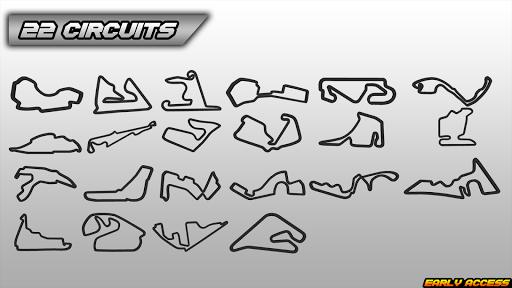 Mini Formula Racing screenshots 2