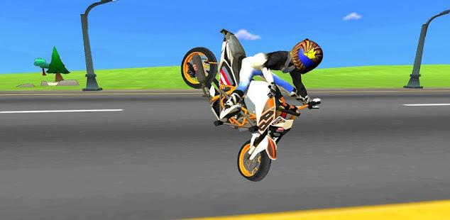 freestyle king - motorbike freestyle  stunt bike hack