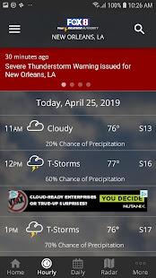FOX 8 Weather 5.3.702 Screenshots 2