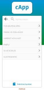 cApp 6.1.31 Screenshots 3