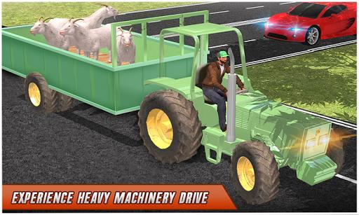 Farm Animal Transport Truck Simulator Driver 2020 2.7 Screenshots 8