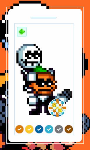 Boyfriend Friday Night Funkin Game Pixel  screenshots 7