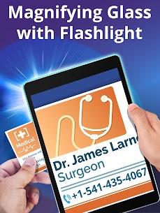 Magnifying Glass + Flashlight 6