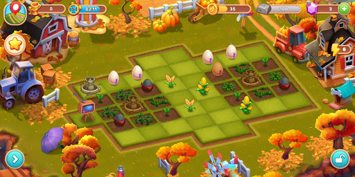 Mingle Farm u2013 Merge and Match Game android2mod screenshots 24