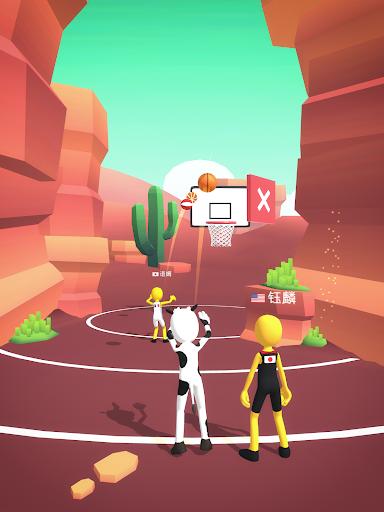 Five Hoops - Basketball Game apkmr screenshots 15
