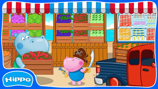 Baby Beach Cafe: Cooking apkpoly screenshots 6