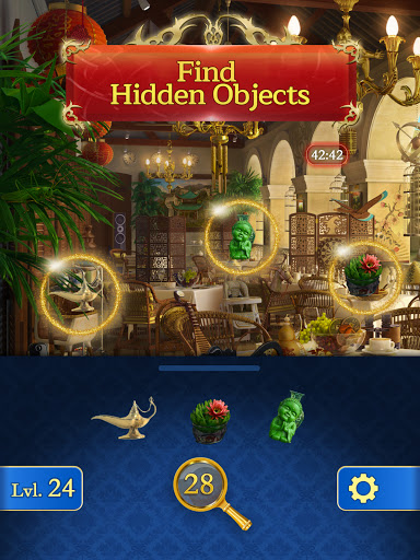 Hidy - Find Hidden Objects and Solve The Puzzle apktram screenshots 5