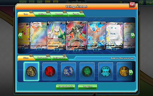 JCC Pokémon Online screenshots apk mod 2