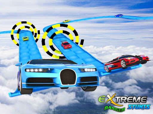 Extreme Car Driving - GT Racing Car Stunts Race 3D 1.0 screenshots 12