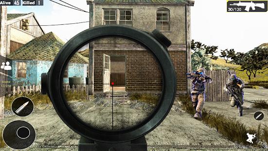 Fire Free Battleground Survival Hopeless Squad  screenshots 4