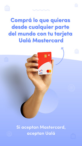 Ualu00e1: Tarjeta Mastercard Gratis + App Para Ahorrar apktram screenshots 3