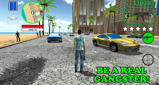 san andreas gangster: real crime screenshot 1